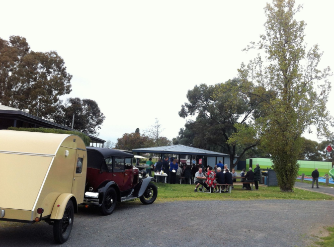 Dandenong Valley Vintage Cars Club