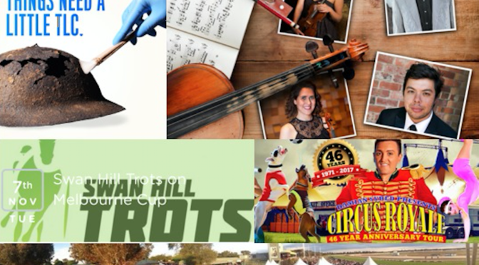 What's on in Swan Hill November 2017